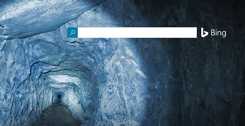Microsoft Bing Screen